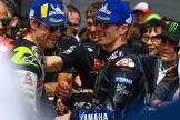 Maverick Viñales, Cal Crutchlow, HJC Helmets Motorrad Grand Prix Deutschland