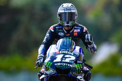 "Viñales and Yamaha ""in a good way"" after Germany P2"