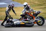 Xavier Cardelus, Jake Dixon, Sama Qatar Angel Nieto Team, HJC Helmets Motorrad Grand Prix Deutschland