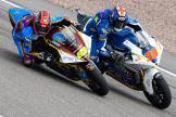 Bradley Smith, Mike Di Meglio, HJC Helmets Motorrad Grand Prix Deutschland