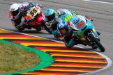 Marcos Ramirez, Lorenzo Dalla Porta, Romano Fenati, HJC Helmets Motorrad Grand Prix Deutschland