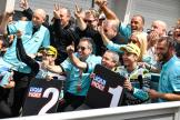 Lorenzo Dalla Porta, Marcos Ramirez, Leopard Racing, HJC Helmets Motorrad Grand Prix Deutschland