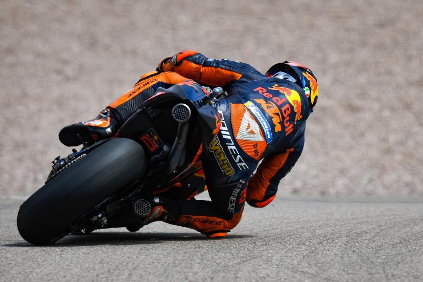 Pol Espargaro, Red Bull KTM Factory Racing, HJC Helmets Motorrad Grand Prix Deutschland