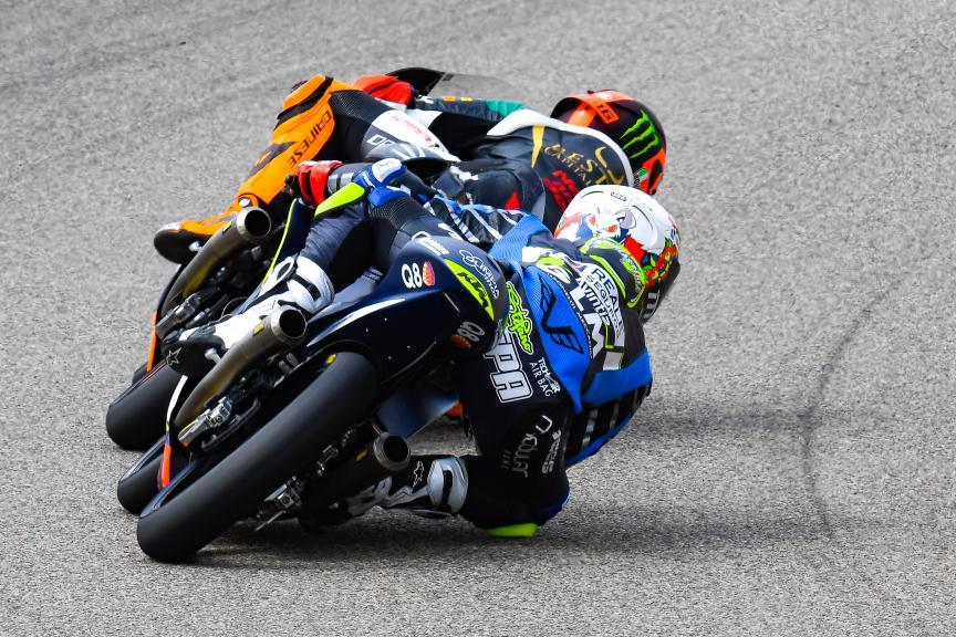 Stefano Nepa, Reale Avintia Academy, HJC Helmets Motorrad Grand Prix Deutschland