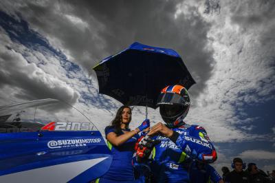 Las mejores imágenes del GP HJC Helmets Motorrad de Alemania