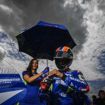 Foto-Highlights vom HJC Helmets Motorrad GP Deutschland