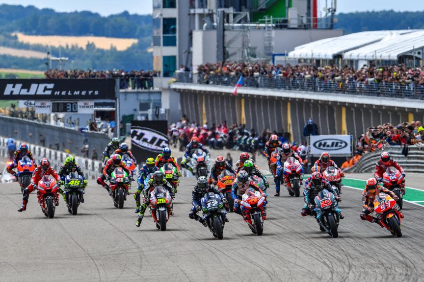 MotoGP, HJC Helmets Motorrad Grand Prix Deutschland