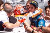 Marc Marquez, Alex Marquez, HJC Helmets Motorrad Grand Prix Deutschland