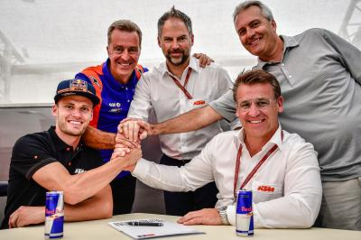 Binder rejoindra Red Bull KTM Tech3 en 2020