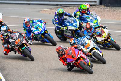 In 4 Minuten: DeutschlandGP MotoE™ Highlights