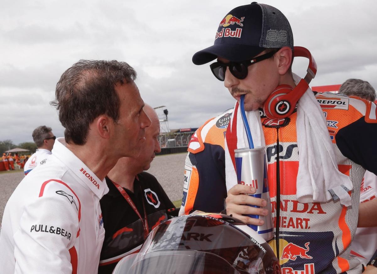 """Puig vows Lorenzo """"will fight to be back"""" for Czech GP"""
