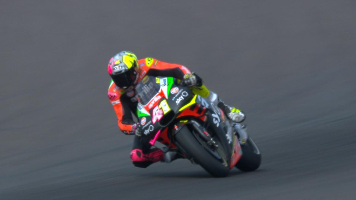 The season so far: Aprilia - Rolling with the punches