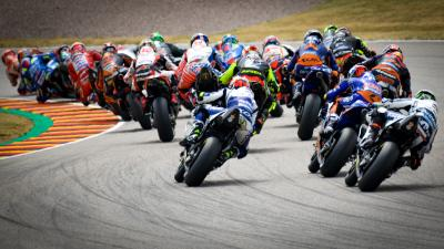 MotoGP™ Rewind: re di Sassonia e futuri principi