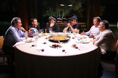 La Cena de los Campeones, plato estrella de DAZN este verano