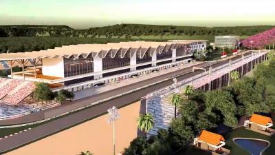 How will the Mandalika circuit look at Lombok?