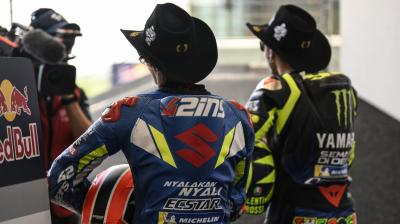 Rins, Rossi and Miller party hard in the USA