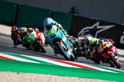 GP d'Italie 2019 : Dalla Porta raconte...