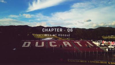 Chapter 6: Men of Honour