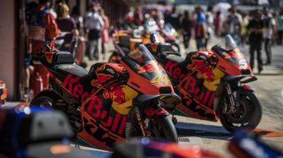 The season so far: KTM - Making headway