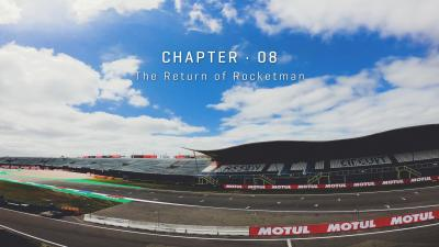 Chapter 8: Return of the Rocketman