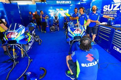 Suzuki : Le film de leur première moitié de saison...