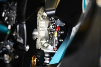 ¿Cuántos motores se han utilizado en MotoGP™ hasta ahora?