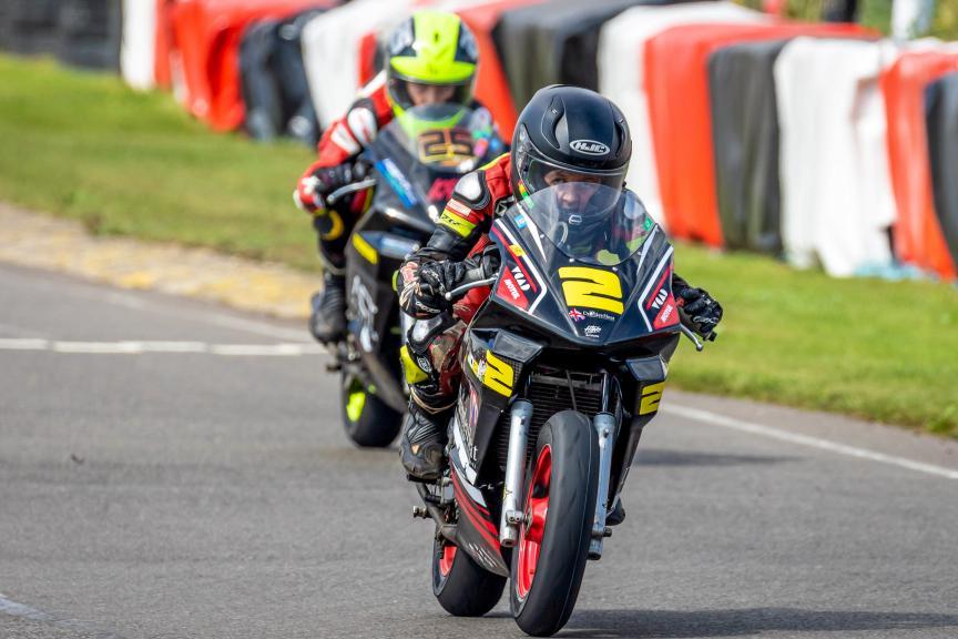 Cool FAB Racing British Minibikes Championship
