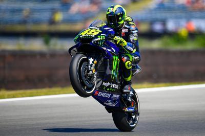 Spencer, Gardner y Read coinciden: Rossi aún puede ganar