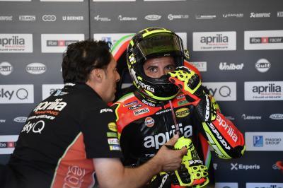 Torna il MotoGP™, Aprilia è pronta
