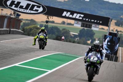 Viñales y Rossi: confirmación, reválida… ¿y triunfo?