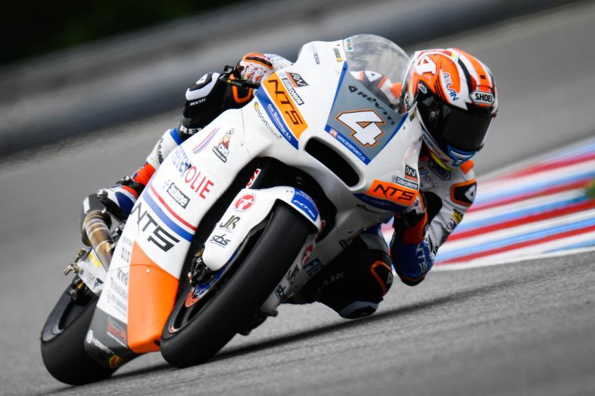 Steven Odendaal, NTS RW Racing GP, Monster Energy Grand Prix České republiky