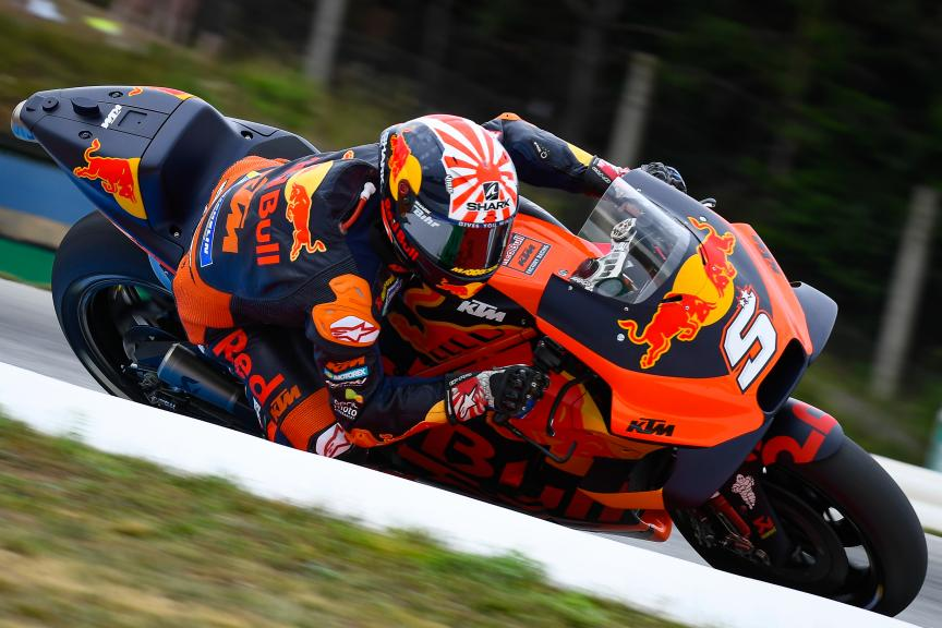 Johann Zarco, Red Bull KTM Factory Racing, Monster Energy Grand Prix České republiky