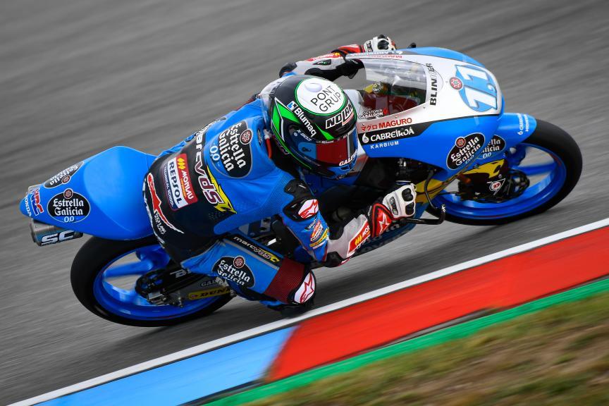 Sergio Garcia, Estrella Galicia 0,0, Monster Energy Grand Prix České republiky