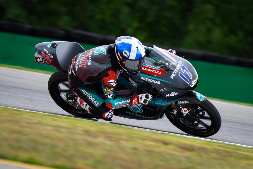 John McPhee, Petronas Sprinta Racing, Monster Energy Grand Prix České republiky