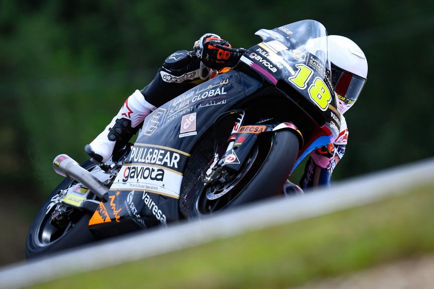 Xavier Cardelus, Sama Qatar Angel Nieto Team, Monster Energy Grand Prix České republiky