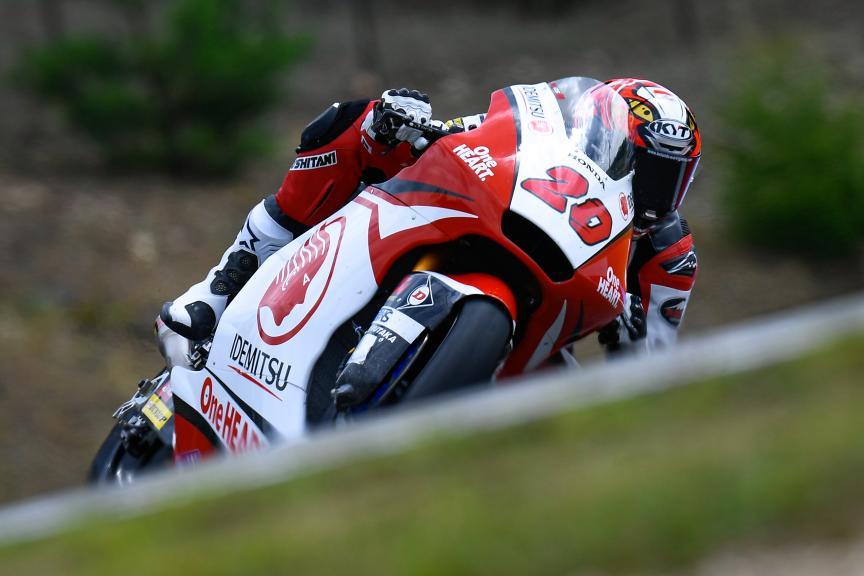 Dimas Ekky Pratama, Idemitsu Honda Team Asia, Monster Energy Grand Prix České republiky