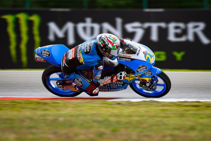 Alonso Lopez, Estrella Galicia 0,0, Monster Energy Grand Prix České republiky