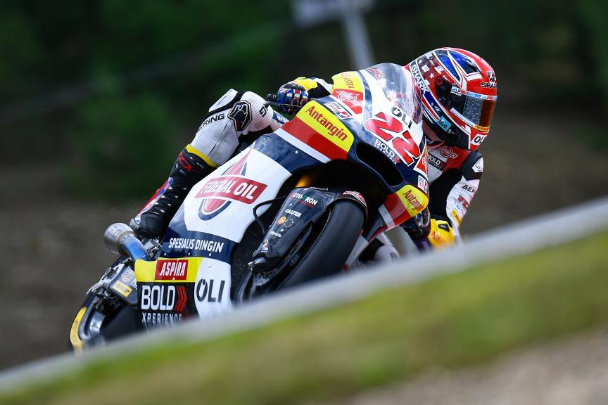 Sam Lowes, Federal Oil Gresini Moto2, Monster Energy Grand Prix České republiky
