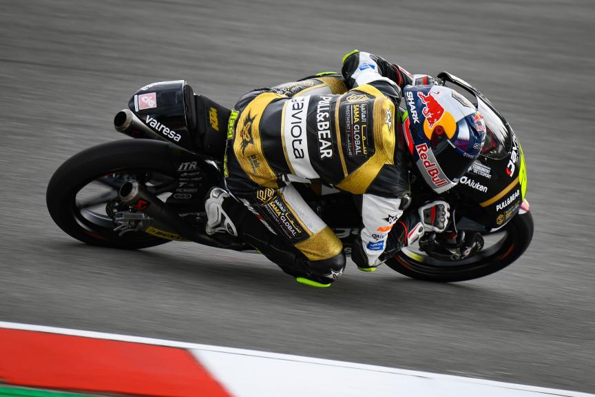 Raul Fernandez, Sama Qatar Angel Nieto Team, Monster Energy Grand Prix České republiky