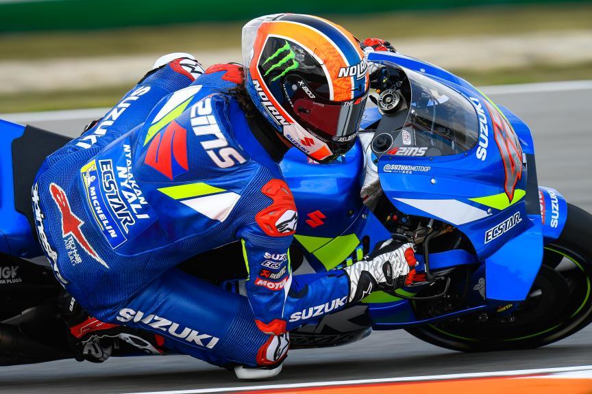 Alex Rins, Team Suzuki Ecstar, Monster Energy Grand Prix České republiky