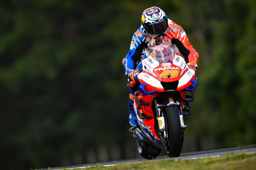 Jack Miller, PRAMAC RACING, Monster Energy Grand Prix České republiky