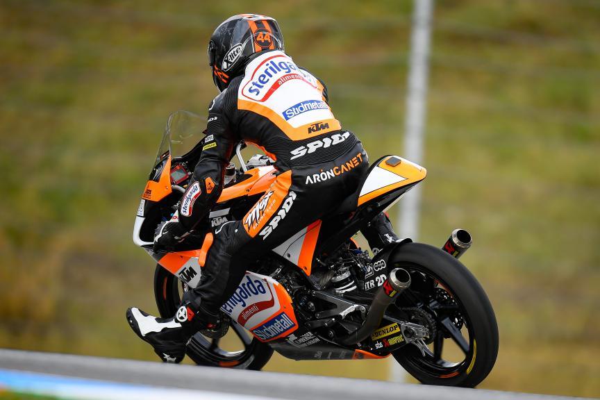Aron Canet, Sterilgarda Max Racing Team, Monster Energy Grand Prix České republiky