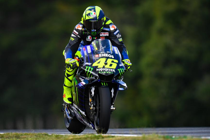 Valentino Rossi, Monster Energy Yamaha MotoGP, Monster Energy Grand Prix České republiky