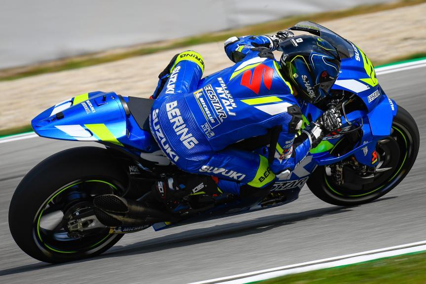 Sylvain Guintoli, Suzuki Test Team, Monster Energy Grand Prix České republiky