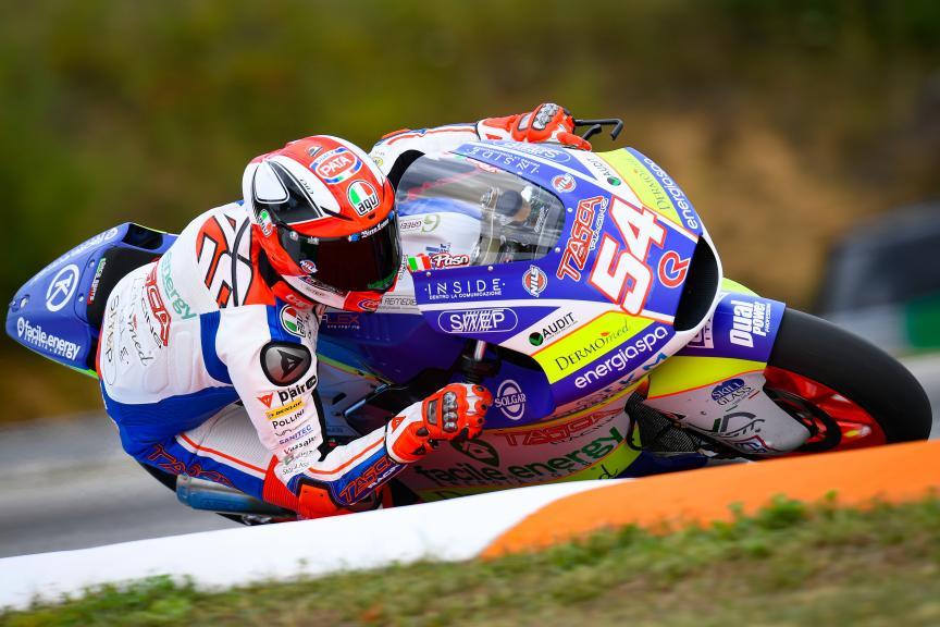 Mattia Pasini, Tasca Racing Scuderia, Monster Energy Grand Prix České republiky