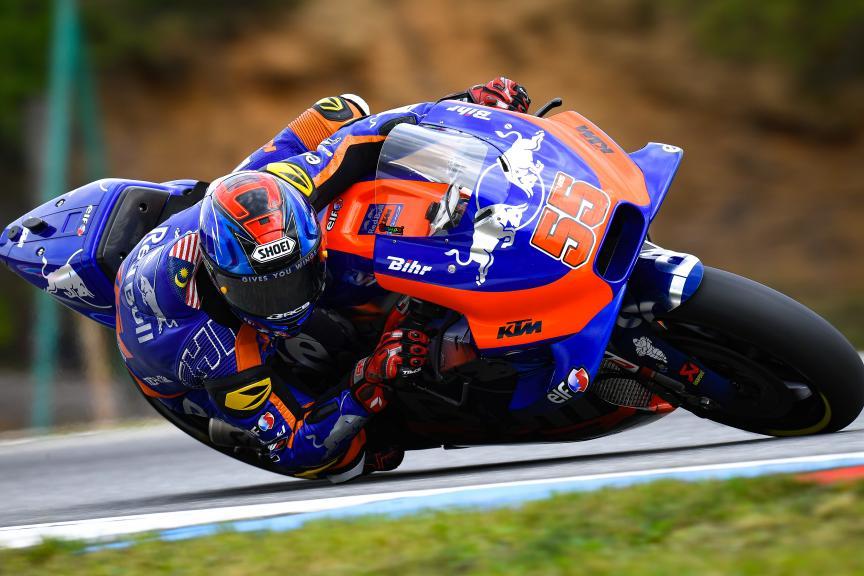 Hafizh Syahrin, Red Bull KTM Tech 3, Monster Energy Grand Prix České republiky