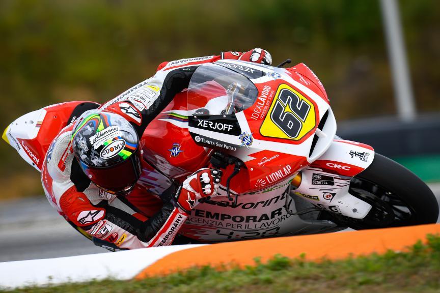 Stefano Manzi, MV Augusta Temporary Forward, Monster Energy Grand Prix České republiky