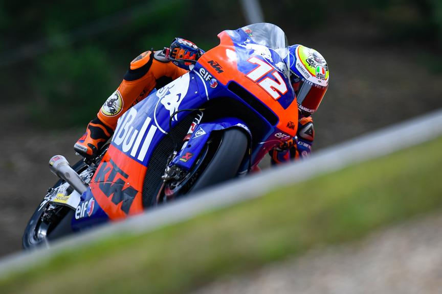 Marco Bezzecchi, Red Bull KTM Tech 3, Monster Energy Grand Prix České republiky