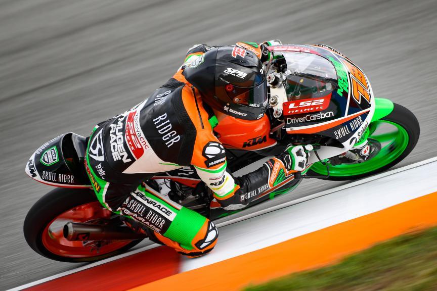 Makar Yurchenko, Boe Skull Rider Mugen Race, Monster Energy Grand Prix České republiky