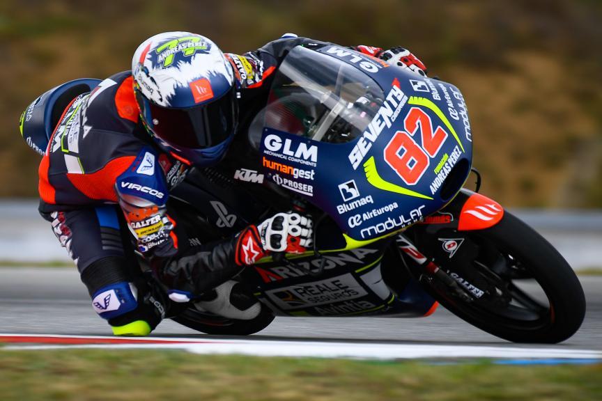 Stefano Nepa, Reale Avintia Arizona 77, Monster Energy Grand Prix České republiky